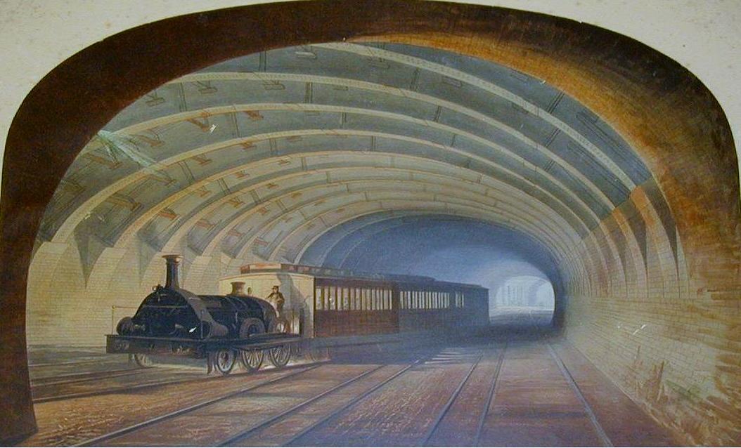 サムライ、ロンドンの地下をゆく―地下鉄に乗った最初の日本人のはなし ...